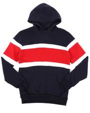Hoodies - Fashion Fleece Hoody (8-18)-2418002