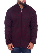 Sweatshirts & Sweaters - Sweater Jacket Polar Fleece Lining (B&T)-2416358