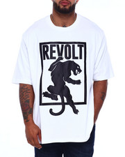 Sean John - Revolt Panthers S/S Tee (B&T)-2418142