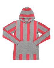 Hoodies - Stripe Hoodie (8-20)-2418188