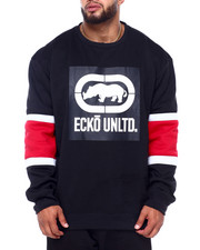 Ecko - 3 Color Stripe Crewneck (B&T)-2417887