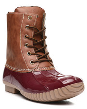 Fashion Lab - Lace Up Duck Boots-2418363