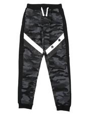 Boys - Camo Fashion Jogger (8-18)-2418325
