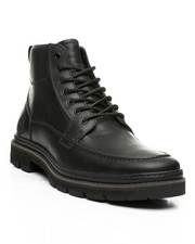 Mens-Winter - Port Union Moc Toe Boots-2418254