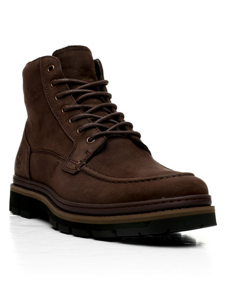 Timberland - Port Union Moc Toe Boots
