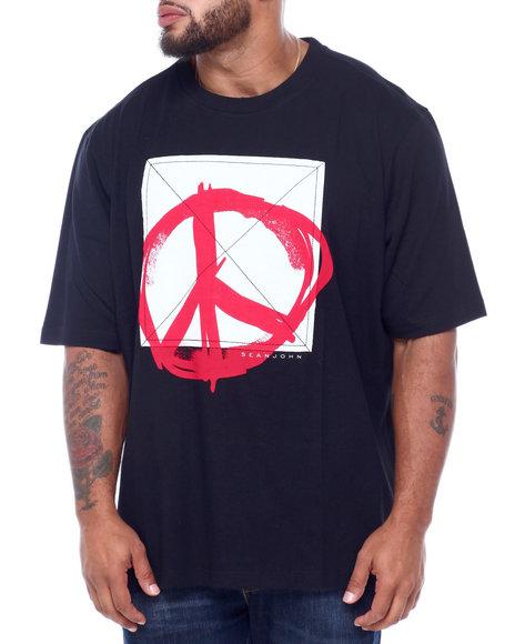 Sean John - Peace S/S Tee (B&T)