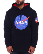Big & Tall - Nasa Fleece Hoodie (B&T)-2412985