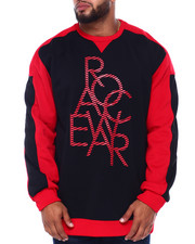 Rocawear - Stacked Crew Top (B&T)-2416325
