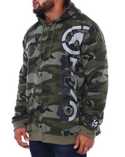 Ecko - Printed Heavy Jersey / Lined Sherpa (B&T)-2417862