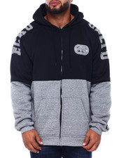 Ecko - Printed Heavy Jersey / Lined Sherpa (B&T)-2417852