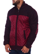 Buyers Picks - Sweater Jacket Polar Fleece Lining (B&T)-2416350