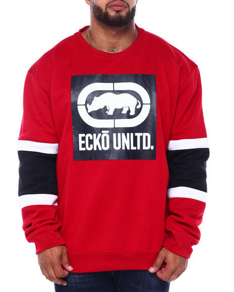Ecko - 3 Color Stripe Crewneck (B&T)
