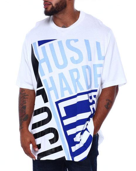 Sean John - Hustle Harder S/S Tee (B&T)