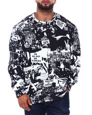 Sean John - Protest Crew Neck (B&T)-2418151