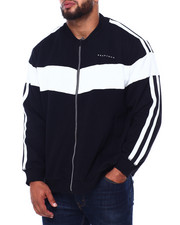 Track Jackets - Chevron Colorblock Track Jacket (B&T)-2418172
