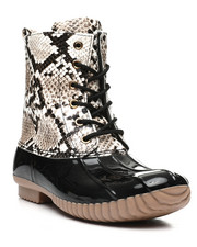 Footwear - Lace Up Duck Boots-2418330