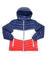 Outerwear - Hooded Bubble Jacket (8-20)-2418349