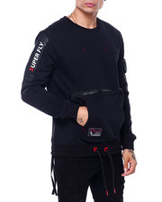 SWITCH - Utility Pocket Sweatshirt-2419381