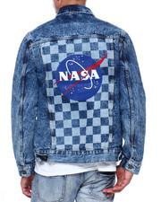Denim Jackets - Nasa Denim Jacket-2418622