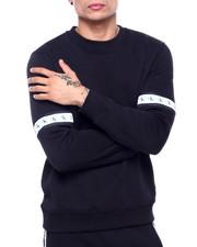 Calvin Klein - MONOGRAM TAPE CREWNECK SWEATSHIRT-2419234
