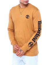 Timberland - Long Sleeve Logo Tee-2418728
