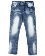 Boys - Moto Denim Stretch Jeans (8-18)-2419037