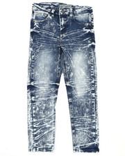 Boys - Moto Denim Stretch Jeans (4-7)-2418963