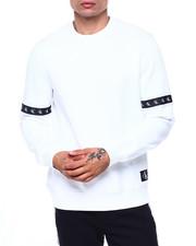 Calvin Klein - MONOGRAM TAPE CREWNECK SWEATSHIRT-2419158