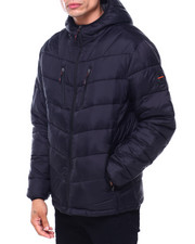 Outerwear - PACKABLE HOODED JACKET-2418600