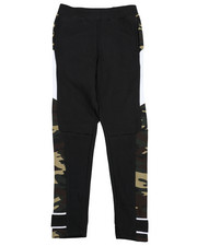 Boys - Color Block Fleece Joggers (8-20)-2418627