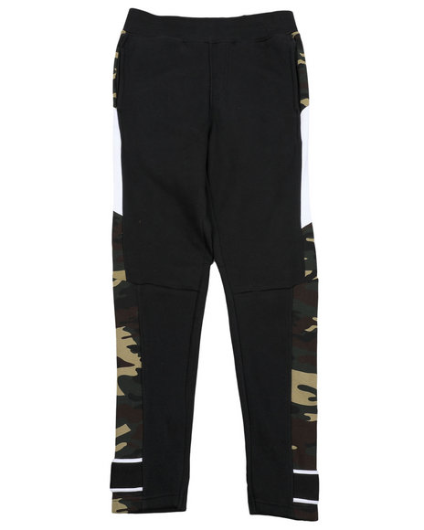 SWITCH - Color Block Fleece Joggers (8-20)
