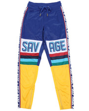 Activewear - Poly Double Track Pants (8-20)-2418606