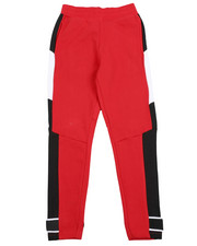 SWITCH - Color Block Fleece Joggers (8-20)-2418647