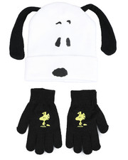 Winter Accessories - Snoopy Beanie Set-2419893