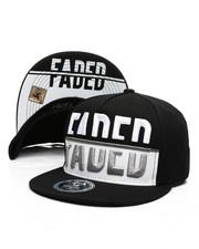 Hats - Faded Split Snapback Hat-2419901
