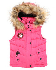 Outerwear - Canadian Weather Puffer Vest (4-6X)-2420351