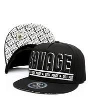 Hats - Savage Self Made Snapback Hat-2419898