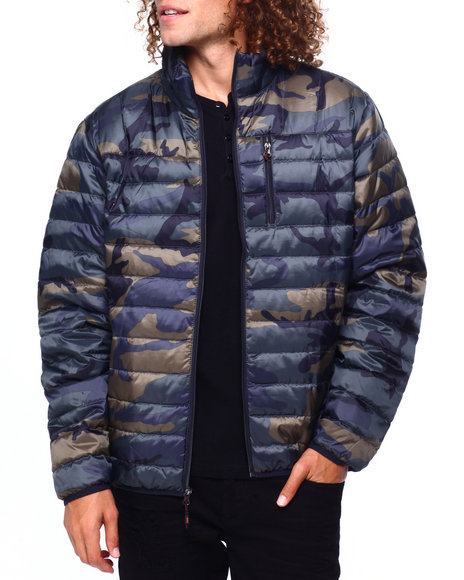 HAWKE & Co. - PACKABLE DOWN PUFFER JACKET