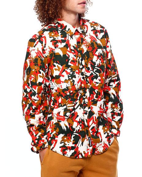 Timberland - Camo Overshirt