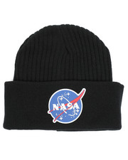 Accessories - Nasa Meatball Ribbed Beanie-2419889