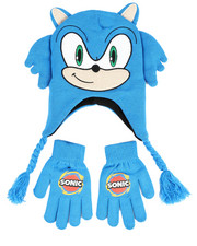 Winter Accessories - Sonic Boom Knit Hat Set-2419896