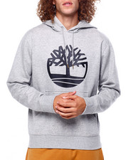 Mens-Fall - Core Hoodie Sweat L/S-2418699