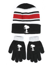 Winter Accessories - Snoopy Beanie Set-2419891