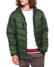 Outerwear - PACKABLE HOODED JACKET-2419484