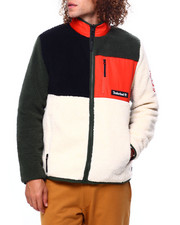 Mens-Fall - Archive Sherpa Fleece Jkt-2419101