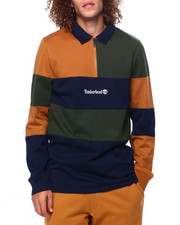 Timberland - L/S Outdoor Archive Polo-2419132