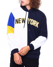 Buyers Picks - NY Flagged Hoodie Pullover-2419376