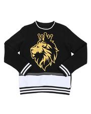 Sweatshirts & Sweaters - Fleece Crew Neck Sweatshirt (8-20)-2418584