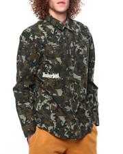 Mens-Fall - Camo Overshirt-2418803