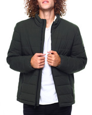 Heavy Coats - Quilted Puffer Jacket-2419619